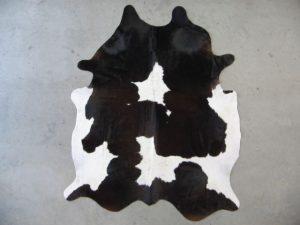 Koeienhuid zwart-wit